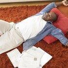 Como recuperar a maciez de tapetes felpudos