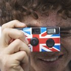 How to develop a disposable camera at home