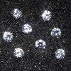 ¿Qué es un diamante de imitación Swarovski?
