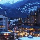 Esquiar en Whistler Blackcomb