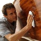 Cómo limpiar tus muebles de madera con aceite y vinagre
