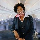 ¿Cuánto ganan las azafatas de las líneas aéreas?