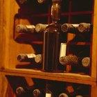 ¿Por qué el vino debe almacenarse horizontalmente?