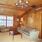 Como limpar paredes interiores de madeira
