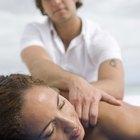 Como me livrar das toxinas do corpo após uma massagem