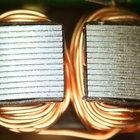 Cómo hace un electroimán con bobinas para transformadores