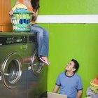 Cómo restablecer una lavadora LG