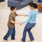 Bailes de madre e hijo en las bodas