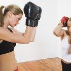 ¿Que usas para una pelea de boxeo?