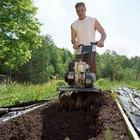 Cómo colocar rollos de césped directamente sobre el pasto