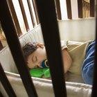 ¿Por qué los niños se despiertan llorando?