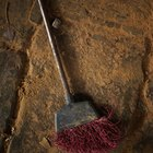 Como fazer chão de terra batida