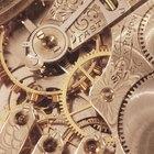 Como identificar um relógio fóssil original