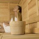 Como construir un sauna seco
