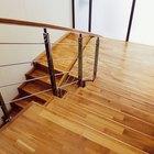 Que madeira usar para degraus de escada