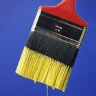 Cómo rebajar el tono de una pintura amarillo brillante