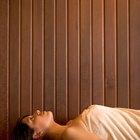 Roupas adequadas para usar em uma sauna