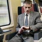 ¿Por qué los hombres usan el reloj en su brazo izquierdo?