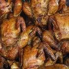 Cómo cocinar pollo en trozos en un horno asador eléctrico