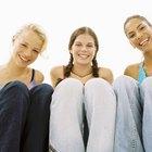 Cómo reducir las piernas de un pantalón