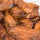 Como cortar e limpar asas de frango