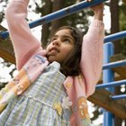 Safety of Monkey Bars for Kids