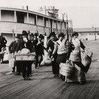 ¿Qué trabajos hacían los inmigrantes durante el siglo XIX?