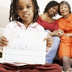Etapas del desarrollo de la escritura de los niños