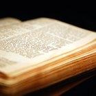 Las similitudes entre el Antiguo y el Nuevo Testamento