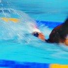 Anaerobic Vs. Aerobic Swimming Workouts