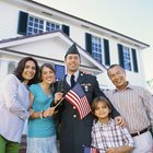 Como ayudar a un joven de familia militar que se muda bastante