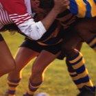 Escala de salarios para un jugador de rugby