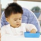Juguetes para promover el desarrollo motor fino para bebés