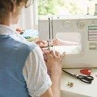 Como ajustar a tensão da máquina de costura para a