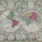 Lista dos países do hemisfério ocidental