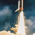 ¿Cuáles son las naves espaciales que posee la NASA?