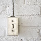 How to install light switch