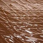Cómo hacer serigrafías con manteca de cacao