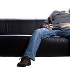 Cómo teñir un sofá de cuero