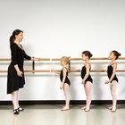 Cómo construir una barra de ballet