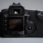 Cómo poner el temporizador en la Canon EOS 40D