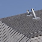 How to install a vent pipe through a roof