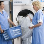 Descripción de trabajos de lavandería en un hotel