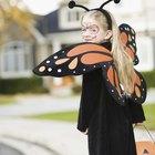 Como fazer uma asa de borboleta de arame