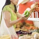 Ejemplos de un plan de alimentación saludable para una semana