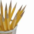 Cómo limpiar las manchas de lápiz de las paredes