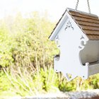 How to Hang Bird Feeders Without Trees