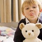 Comportamiento del niño y problemas de actitud