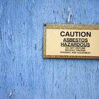 AsbestosfFloor tile identification