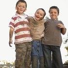 Formas de desarrollar el trabajo en equipo con actividades en el exterior para niños y adolescentes